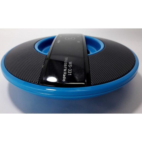 Parlante touch portatil con Bluetooh.