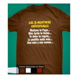 Las 5 Mentiras Universales