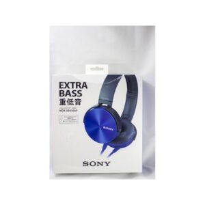 Audifonos y manos libres Sony.