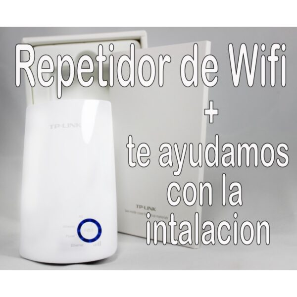 Wifi Repetidos