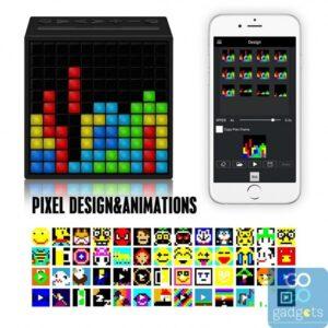 TimeBox Divoom - altavoces portátiles