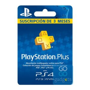 PSN Plus 3 Meses (US)
